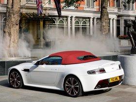 Ver foto 4 de Aston Martin V12 Vantage Roadster 2012