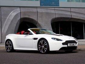 Ver foto 3 de Aston Martin V12 Vantage Roadster 2012