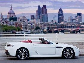 Ver foto 2 de Aston Martin V12 Vantage Roadster 2012
