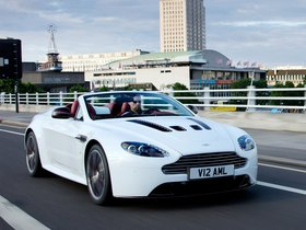 Fotos de Aston Martin V12 Vantage Roadster 2012