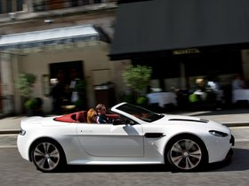 Ver foto 11 de Aston Martin V12 Vantage Roadster 2012