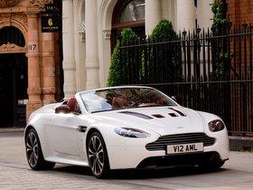 Ver foto 8 de Aston Martin V12 Vantage Roadster 2012