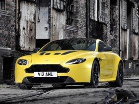 Ver foto 1 de Aston Martin V12 Vantage S 2013
