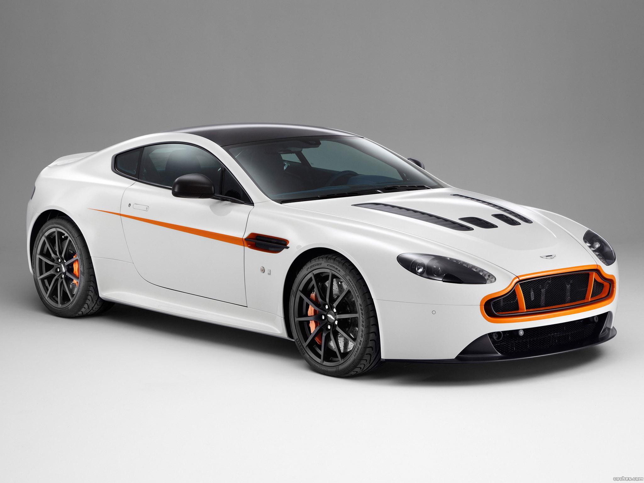 Foto 0 de Aston Martin V12 Vantage S Q 2014
