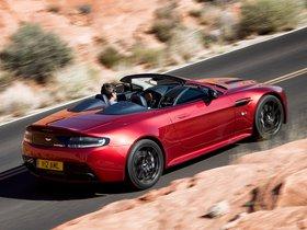 Ver foto 7 de Aston Martin V12 Vantage S Roadster 2014