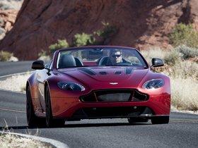 Ver foto 6 de Aston Martin V12 Vantage S Roadster 2014