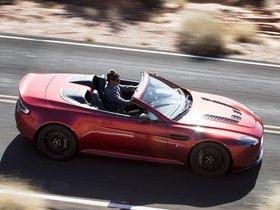 Ver foto 5 de Aston Martin V12 Vantage S Roadster 2014