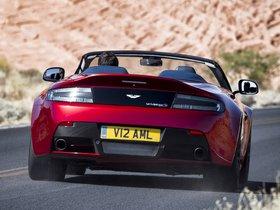 Ver foto 4 de Aston Martin V12 Vantage S Roadster 2014