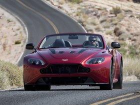 Ver foto 3 de Aston Martin V12 Vantage S Roadster 2014