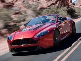 Ver foto 2 de Aston Martin V12 Vantage S Roadster 2014