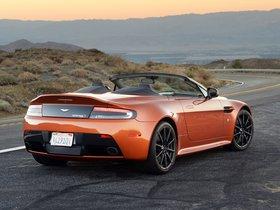 Ver foto 18 de Aston Martin V12 Vantage S Roadster USA 2014