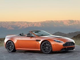 Ver foto 16 de Aston Martin V12 Vantage S Roadster USA 2014