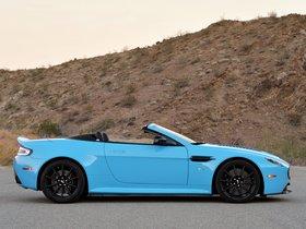 Ver foto 12 de Aston Martin V12 Vantage S Roadster USA 2014