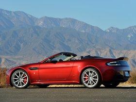 Ver foto 7 de Aston Martin V12 Vantage S Roadster USA 2014