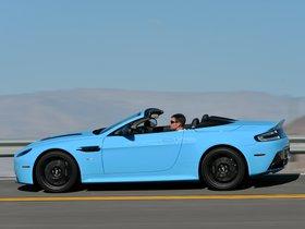 Ver foto 5 de Aston Martin V12 Vantage S Roadster USA 2014
