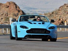 Ver foto 3 de Aston Martin V12 Vantage S Roadster USA 2014