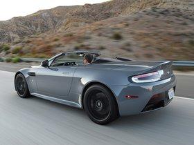 Ver foto 2 de Aston Martin V12 Vantage S Roadster USA 2014