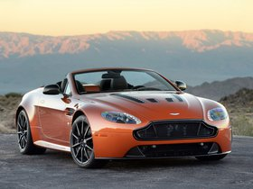 Ver foto 1 de Aston Martin V12 Vantage S Roadster USA 2014
