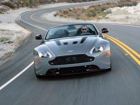 Ver foto 21 de Aston Martin V12 Vantage S Roadster USA 2014