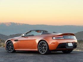 Ver foto 19 de Aston Martin V12 Vantage S Roadster USA 2014