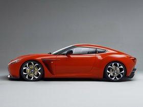 Ver foto 3 de Aston Martin V12 Vantage Zagato V12 2011