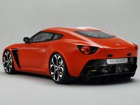 Ver foto 2 de Aston Martin V12 Vantage Zagato V12 2011