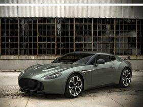 Ver foto 2 de Aston Martin V12 Zagato 2011