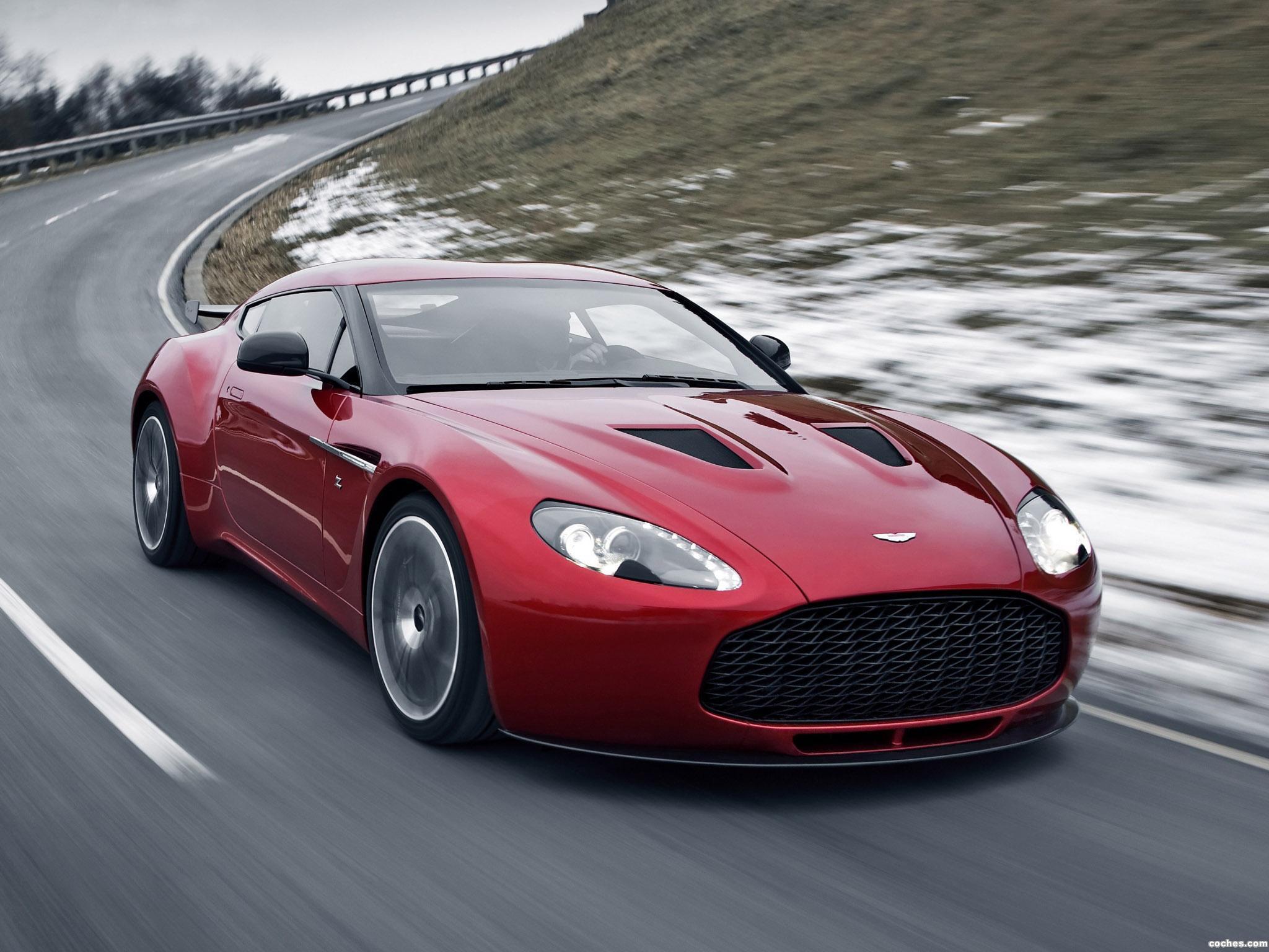Foto 0 de Aston Martin V12 Zagato 2012