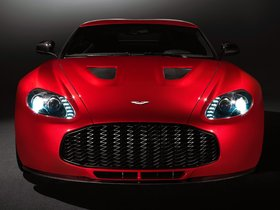 Ver foto 4 de Aston Martin V12 Zagato 2012