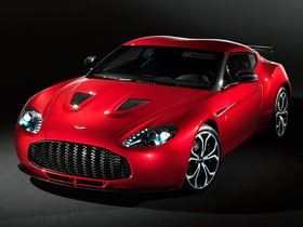 Ver foto 3 de Aston Martin V12 Zagato 2012