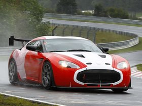 Ver foto 3 de Aston Martin V12 Zagato Race Car 2011