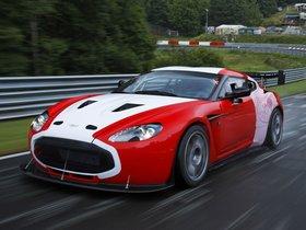 Ver foto 2 de Aston Martin V12 Zagato Race Car 2011