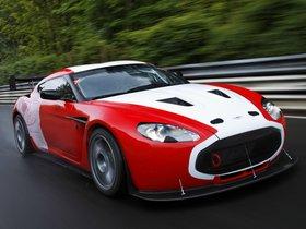 Ver foto 1 de Aston Martin V12 Zagato Race Car 2011