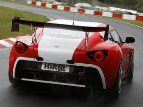 Ver foto 11 de Aston Martin V12 Zagato Race Car 2011