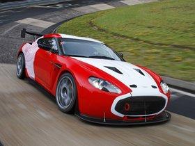 Ver foto 8 de Aston Martin V12 Zagato Race Car 2011