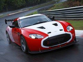 Ver foto 7 de Aston Martin V12 Zagato Race Car 2011
