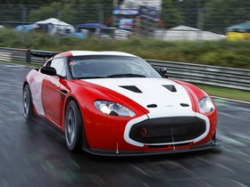 Ver foto 6 de Aston Martin V12 Zagato Race Car 2011