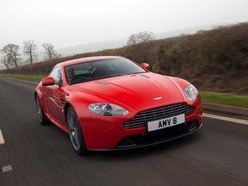 Ver foto 3 de Aston Martin V8 Vantage 2012