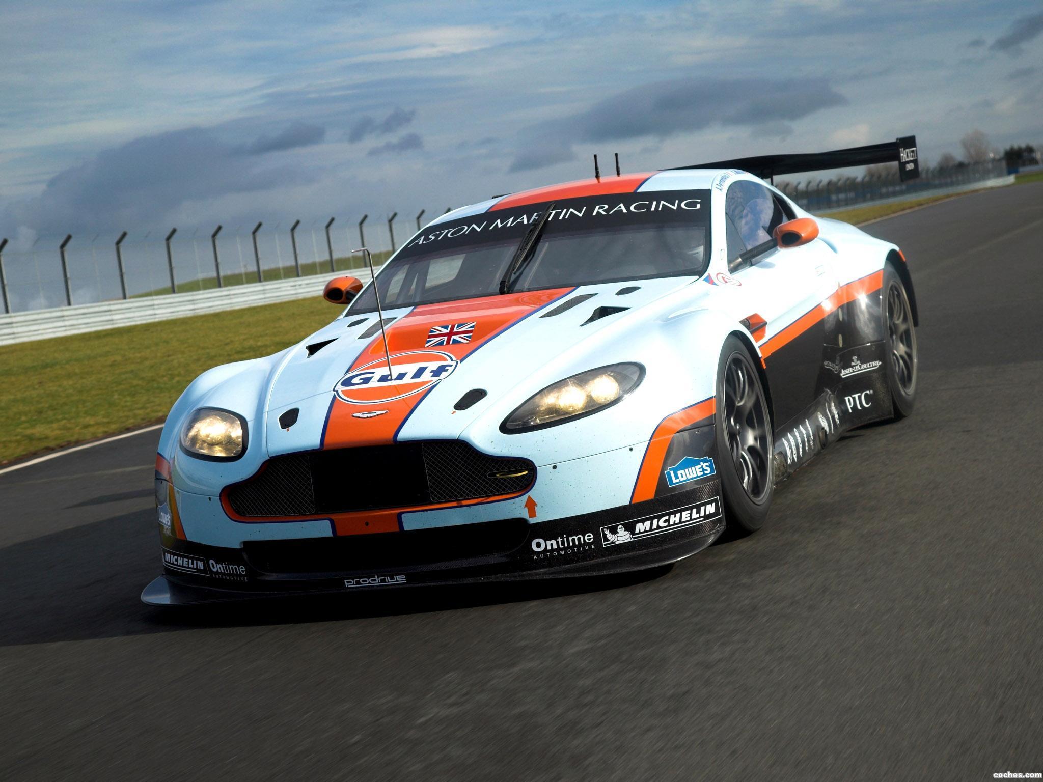 Foto 5 de Aston Martiin V8 Vantage GTE 2012