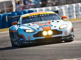 Ver foto 4 de Aston Martiin V8 Vantage GTE 2012