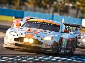 Ver foto 2 de Aston Martiin V8 Vantage GTE 2012