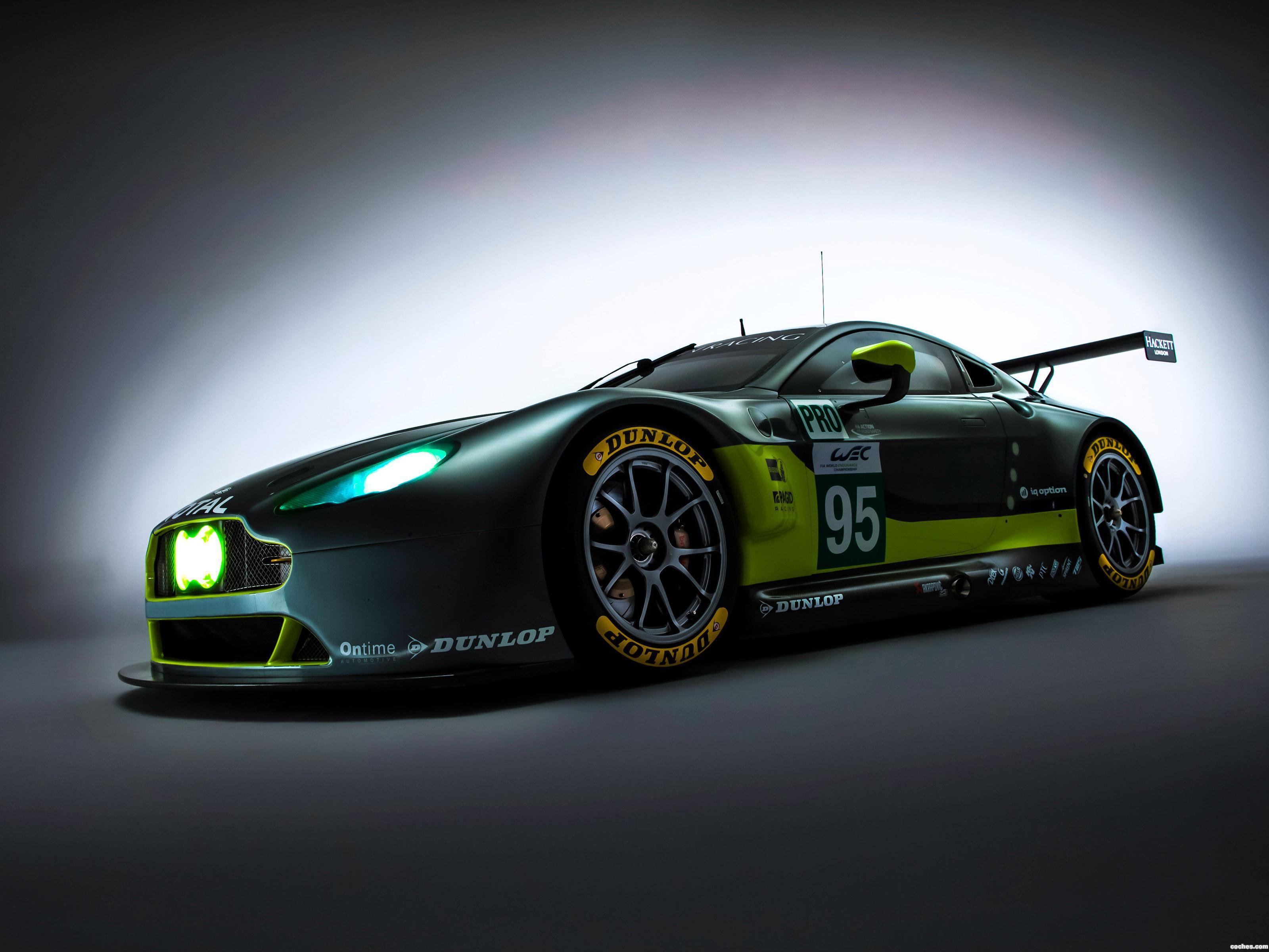 Foto 0 de Aston Martin V8 Vantage GTE 2016