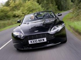 Ver foto 3 de Aston Martin Vantage V8 N420 Roadster UK 2010