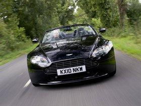 Ver foto 2 de Aston Martin Vantage V8 N420 Roadster UK 2010