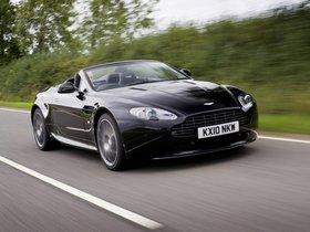 Ver foto 1 de Aston Martin Vantage V8 N420 Roadster UK 2010