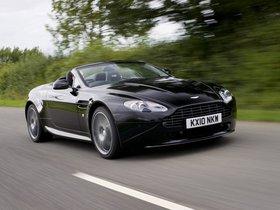 Ver foto 9 de Aston Martin Vantage V8 N420 Roadster UK 2010