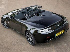 Ver foto 6 de Aston Martin Vantage V8 N420 Roadster UK 2010
