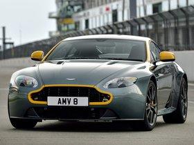 Ver foto 2 de Aston Martin V8 Vantage N430 UK 2014