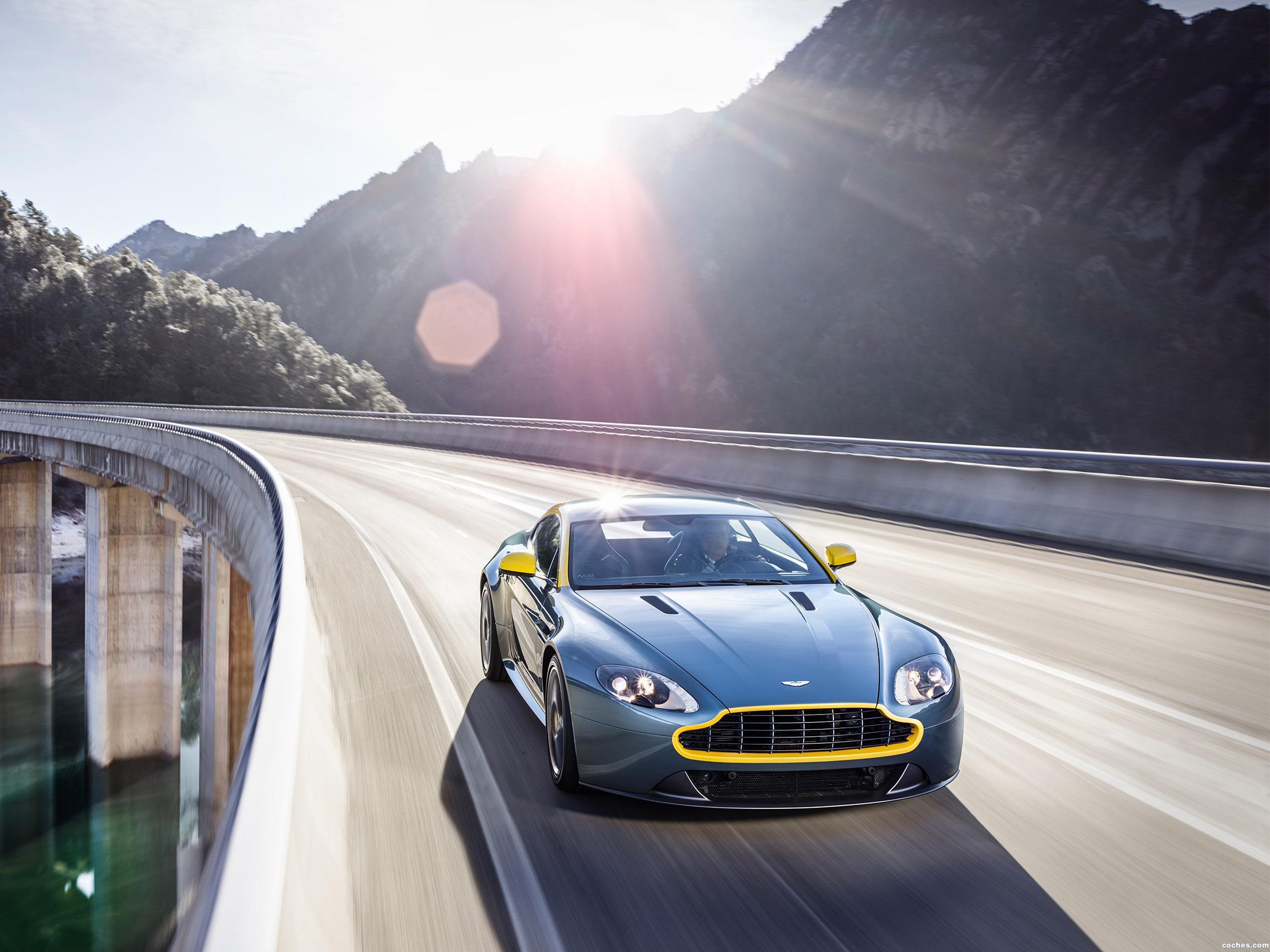 Foto 0 de Aston Martin V8 Vantage N430 2014