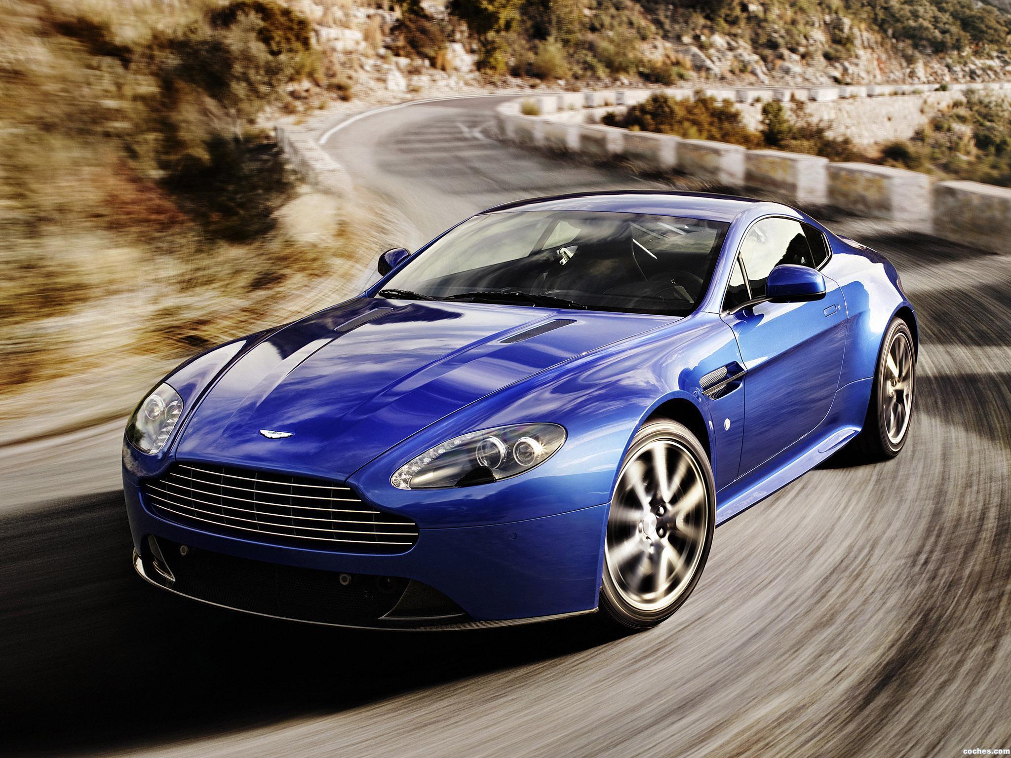 Foto 0 de Aston Martin V8 Vantage S 2011